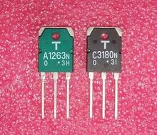 2SA1263 // 2SC3180 Toshiba