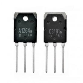 2SA1264N // 2SC3181N Toshiba