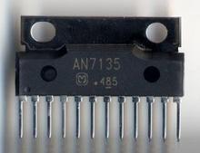 AN7135 Matsushita lc1