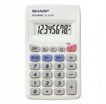 Calculator EL-233S Sharp®