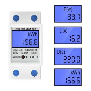 Contor Energy Meter DDM15SD