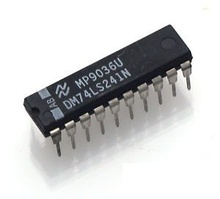 DM74LS241N National jf4