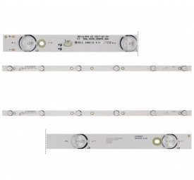 "LED Bar 32"" 6LED 1BUC 6V MS-L1343"