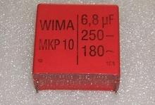 6,8uF/250V Wima