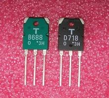 2SB688 // 2SD718 Toshiba
