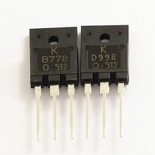 2SB778 // 2SD998 KEC