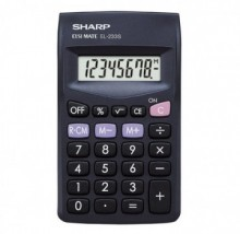 Calculator EL-233S Sharp®