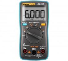 Multimetru Digital + Capacimetru ZT101