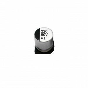 220uF/50V Samwha SMD