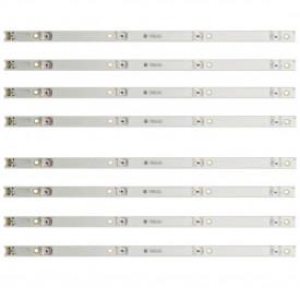 "LED Bar 49"" 4LED SET 8BUC TCL"