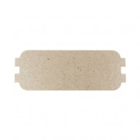 Pad mica microunde 126x47mm