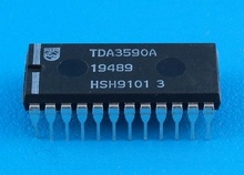 TDA3590A Philips cb1