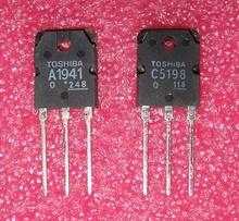 2SA1941 // 2SC5198 Toshiba