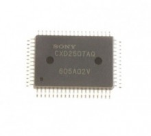 CXD1125Q / CXD2507AQ rh4