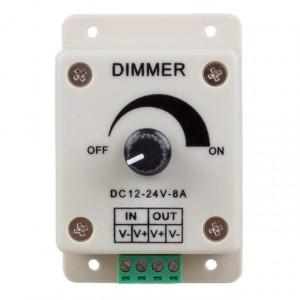 Dimmer / Variator 12-24V 96W