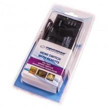 HDMI Switch 3 intrari cu telecomanda