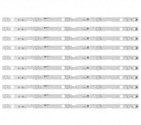 """LED Bar 55"""" 5LED SET 10BUC Sharp RFAJ"""