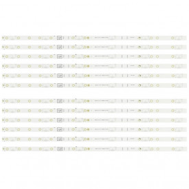 "LED Bar 65"" 6LED SET 12BUC LB65073"