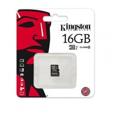 Micro SD Card 16Gb Kingston