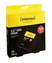 SSD HDD Intenso 120GB SATA III