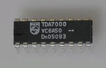 TDA7000 Philips bg4