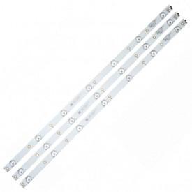 """LED Bar 32"""" 7LED 3BUC LB32127"""