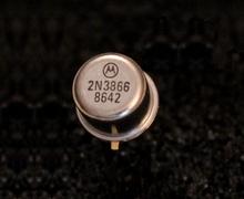 2N3866 Motorola