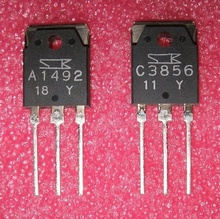 2SA1492 // 2SC3856 SK/PMC