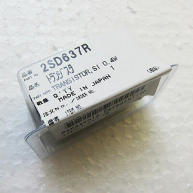 2SD637 Matsushita