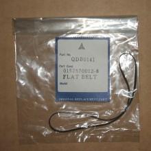 Curea plata 78x3,5x0.5mm Technics
