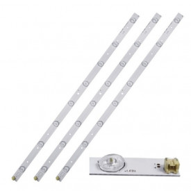 "LED Bar 29"" 8LED SET 3BUC TOS"