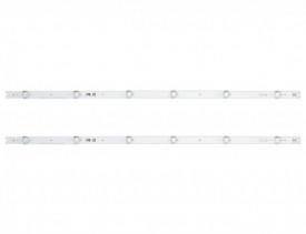 "LED Bar 32"" 6LED SET 2BUC V16 LG"