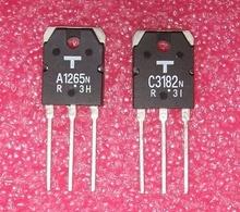 2SA1265 // 2SC3182 Toshiba