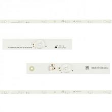 """LED Bar 32"""" 6LED 006-P1K3489A TCL"""