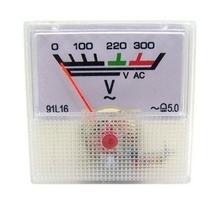 Voltmetru analogic 300Vac
