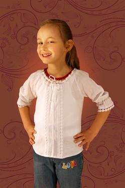 Bluza pentru fetite CC103