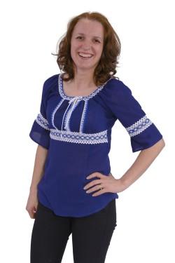 Bluza ie albastra BL150