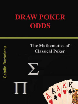 Poze DRAW POKER ODDS: The Mathematics of Classical Poker