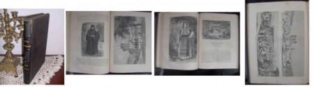 Poze Tour du Monde 1868 - sute de gravuri Romania Valahia