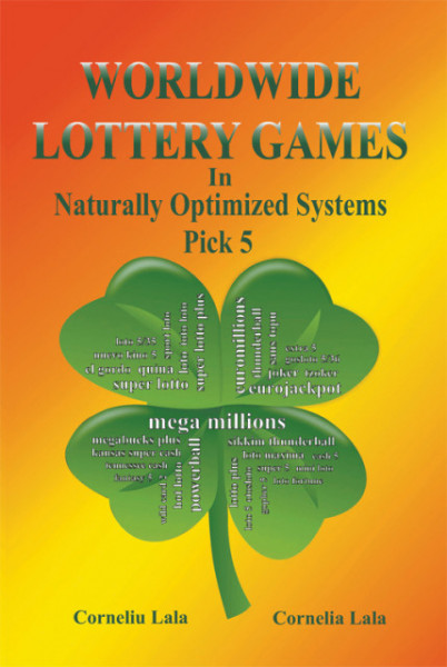 Poze WORLDWIDE LOTTERY GAMES in Naturally Optimized Systems: Pick 5