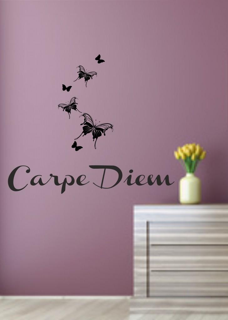 carpe diem. Black Bedroom Furniture Sets. Home Design Ideas
