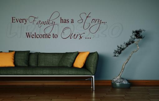 Poze Family Story