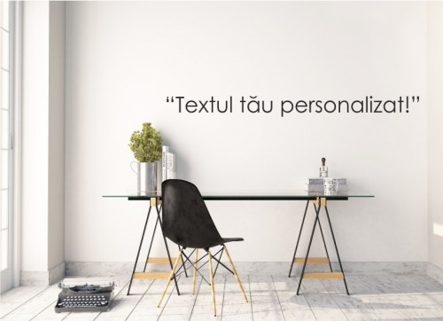 Poze Sticker text personalizat