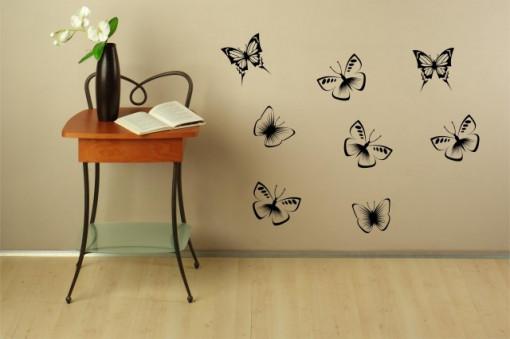 Poze Colectie fluturi pentru perete