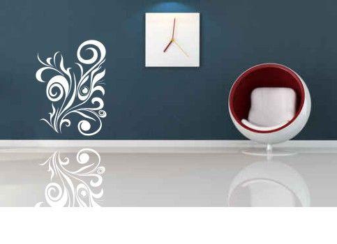 Poze Sticker abstract (60cm x 80cm)