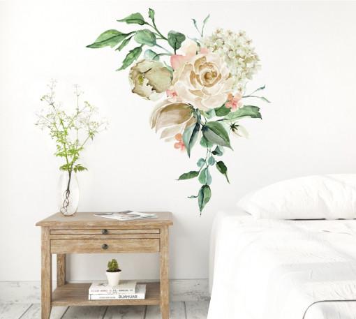 Poze Buchet cu flori deschise