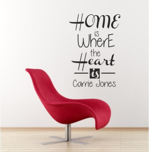 Poze Home is where the heart is