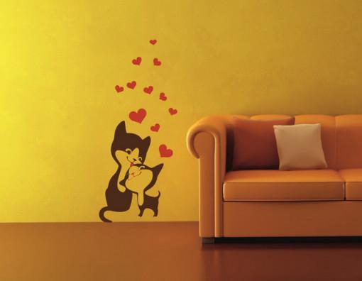 Pisicute indragostite