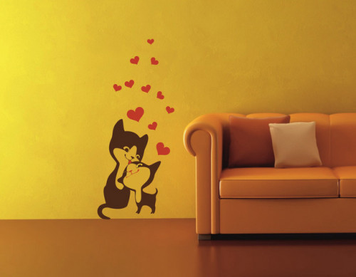 Poze Pisicute indragostite