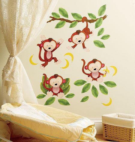 Poze Baby Monkeys